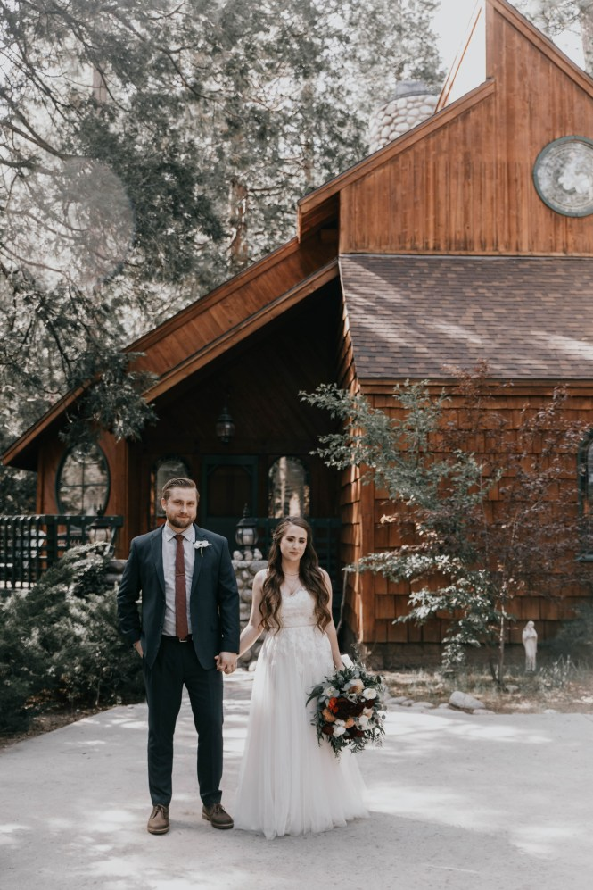 Idyllwild Mountain Elopement-30