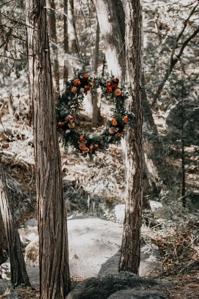 Idyllwild Mountain Elopement-48