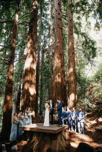 Jackie + Buster Wedding at OVY Camp-89