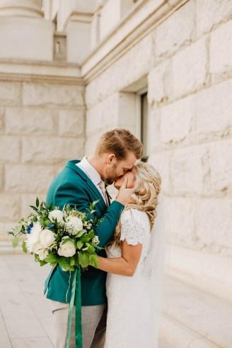 Lauren + Braden First Look + Bridals-11