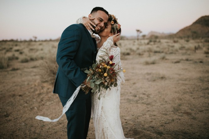 Joshua Tree Elopement-70