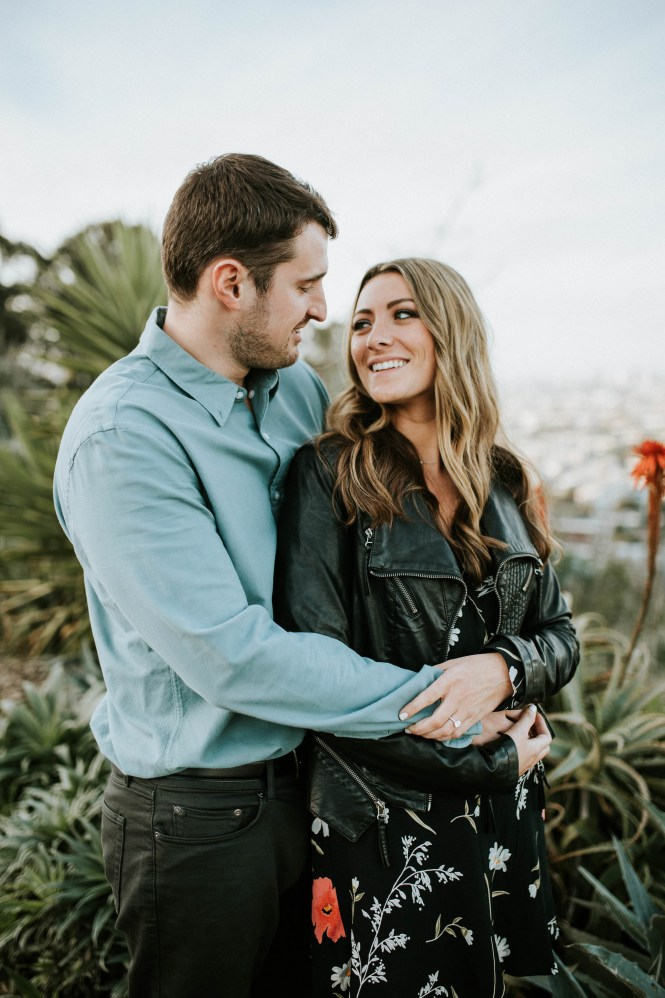 San Francisco Engagement Photos - Molly and Cary - Golden Gate Park-35