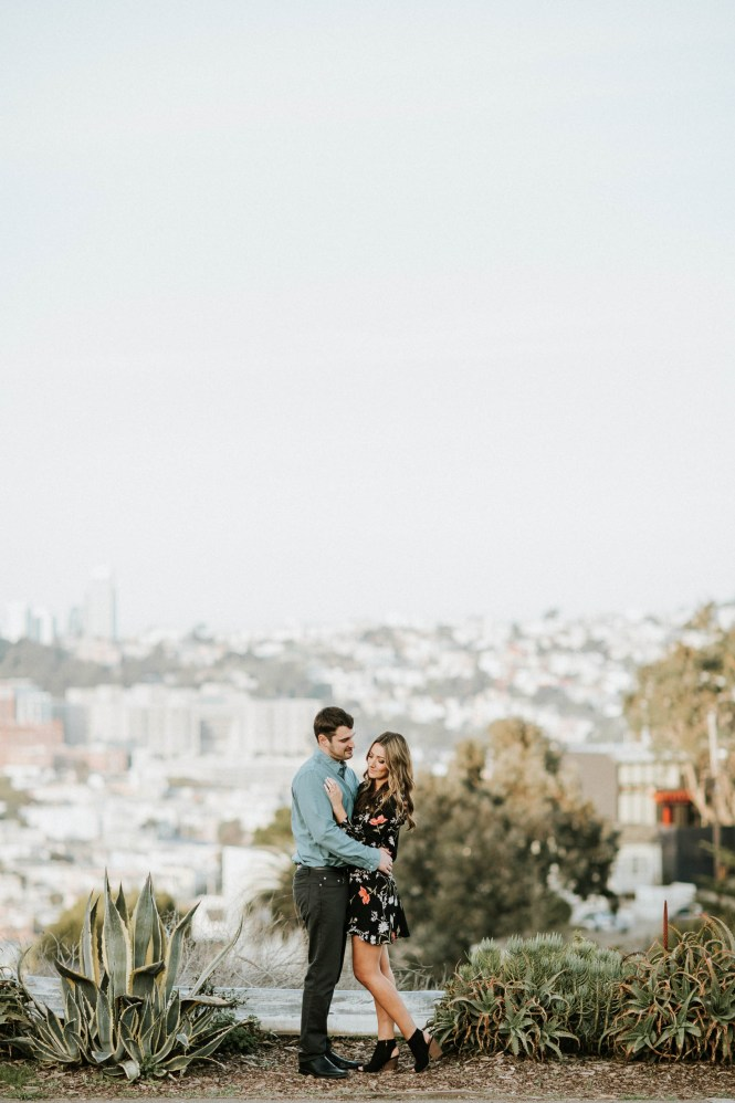 San Francisco Engagement Photos - Molly and Cary - Golden Gate Park-38