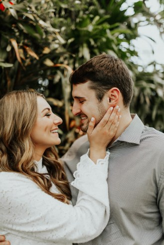 San Francisco Engagement Photos - Molly and Cary - Golden Gate Park-4