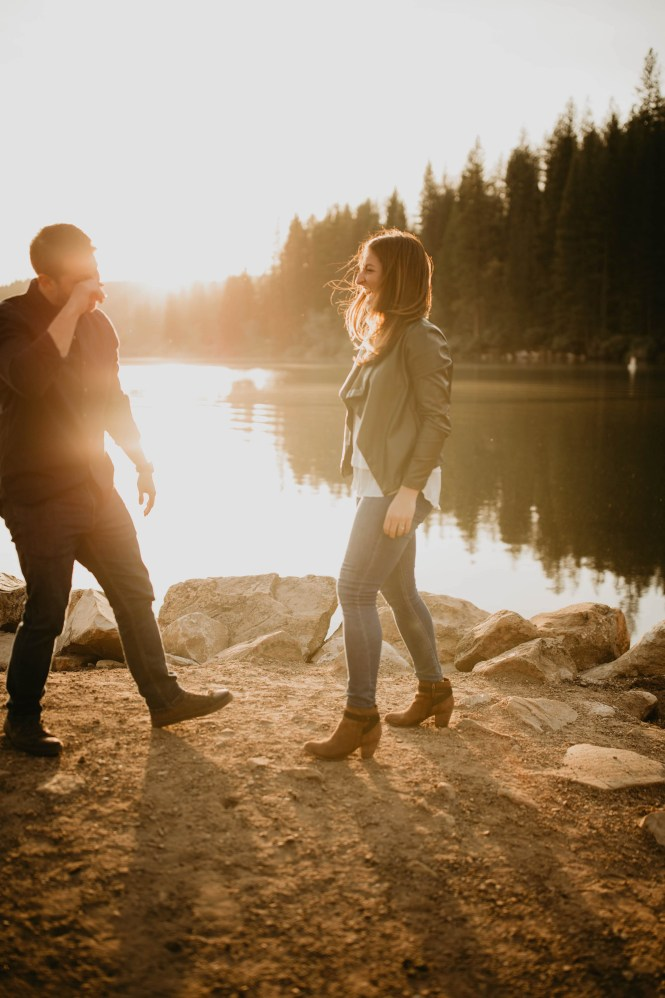 Stephanie and Brett - Tahoe Engagement Session-16