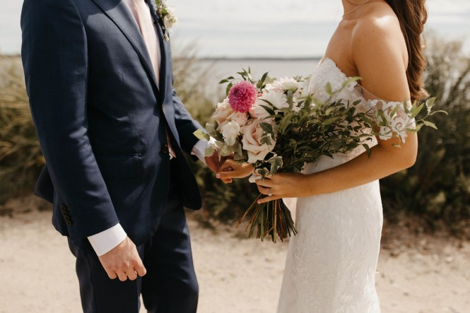 Backyard Shelter Island Wedding-21