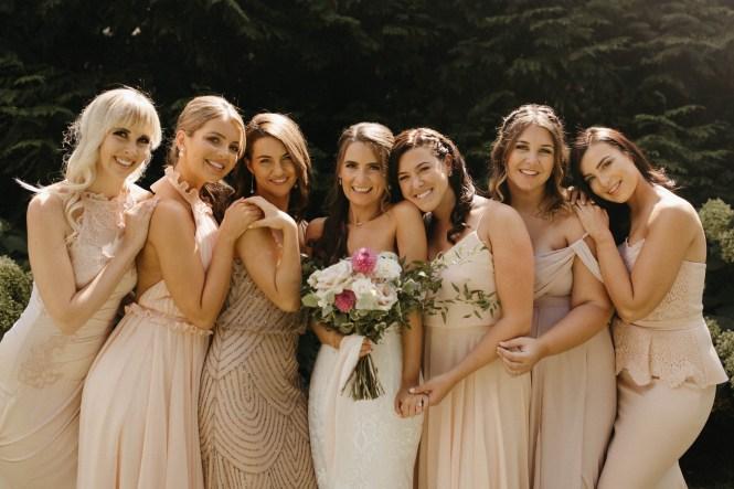 Backyard Shelter Island Wedding-36