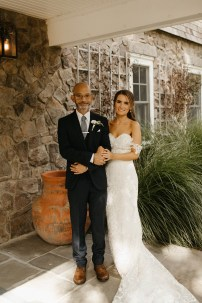 Backyard Shelter Island Wedding-42