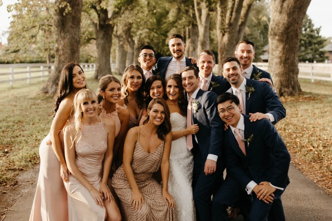 Backyard Shelter Island Wedding-56