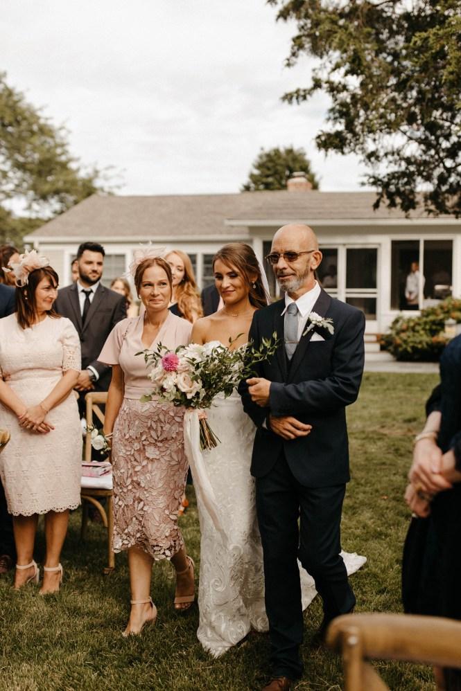 Backyard Shelter Island Wedding-72