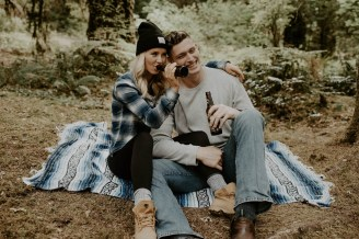 Camping Engagement Shoot-11