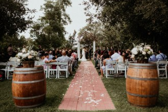 Intimate Wedding at Grace Vineyards in Galt CA-116