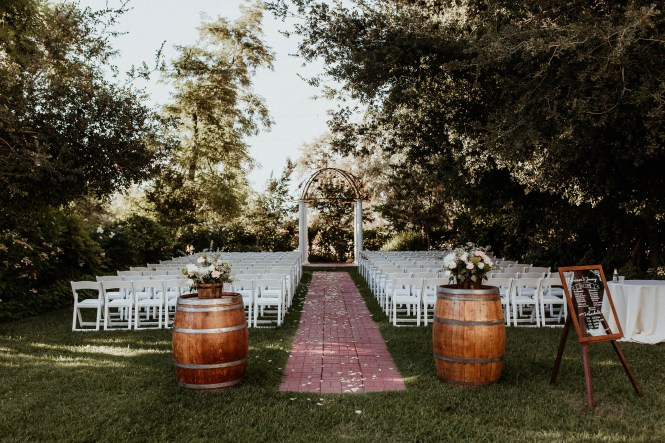 Intimate Wedding at Grace Vineyards in Galt CA-129