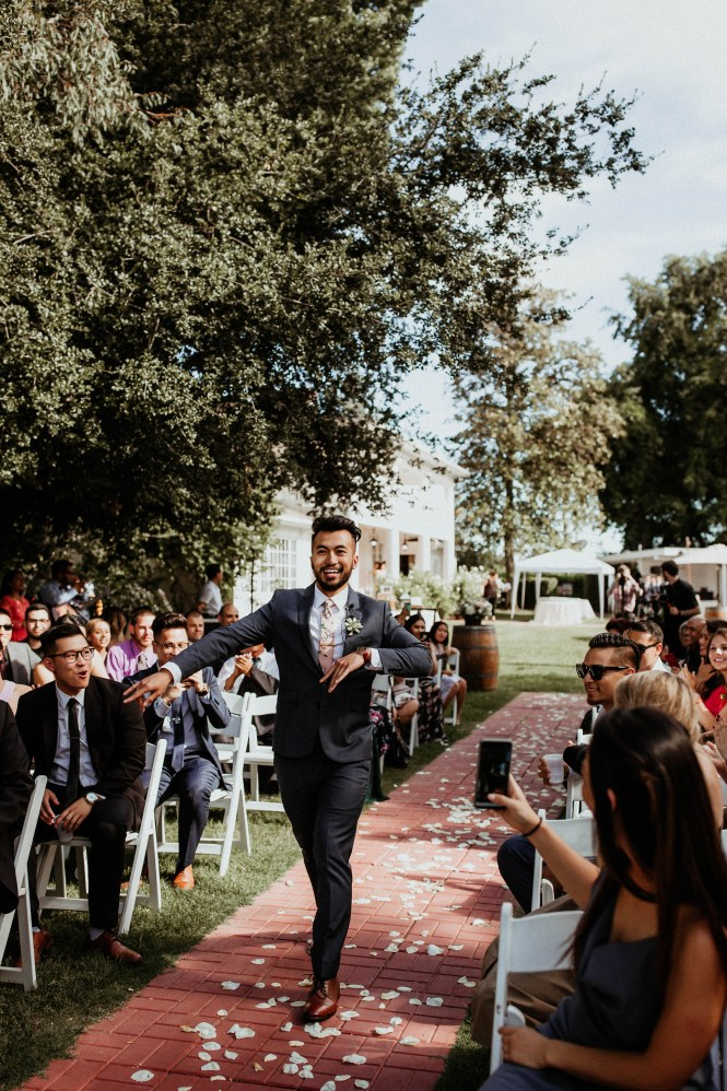 Intimate Wedding at Grace Vineyards in Galt CA-23