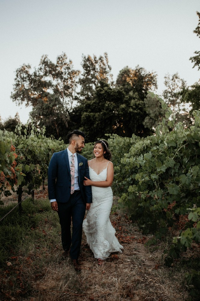 Intimate Wedding at Grace Vineyards in Galt CA-61