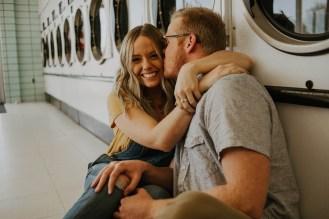 Laundromat Engagement-22