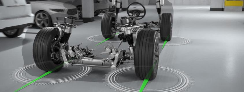 ALL WHEEL STEERING SYSTEM