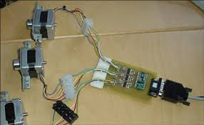 PC Based Stepper Motor Controller