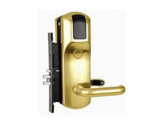 Smart Card Based Door Lock System