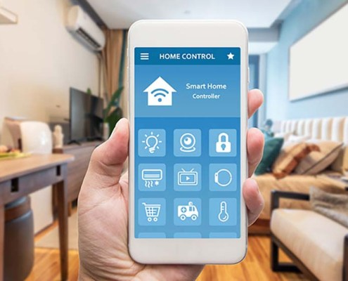 Home/Office Automation of Appliance Controller