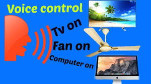 Voice Commands Based Home Appliance Controllers