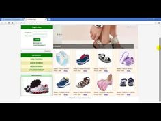 Online Shoes Shopping System