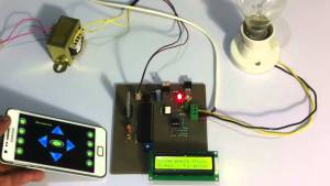REMOTE AC POWER CONTROL BY ANDROID