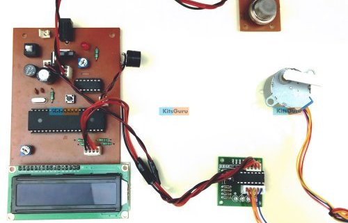 LPG/CNG Gas Leakage Detection System