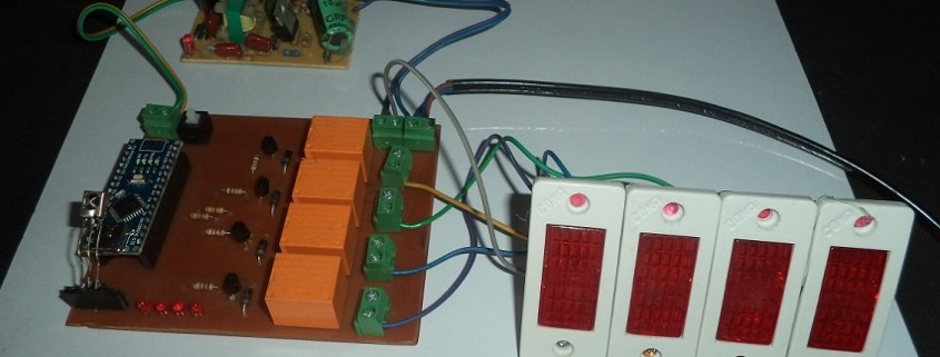 Home Automation Using Remote Control System