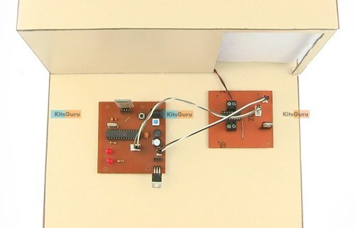 Smart Mobile Phone Controlled House