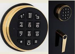 Electronic Lock based Security System