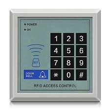 Keypad Based Security Access Control System