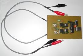 PC Based Two Channel Oscilloscope.