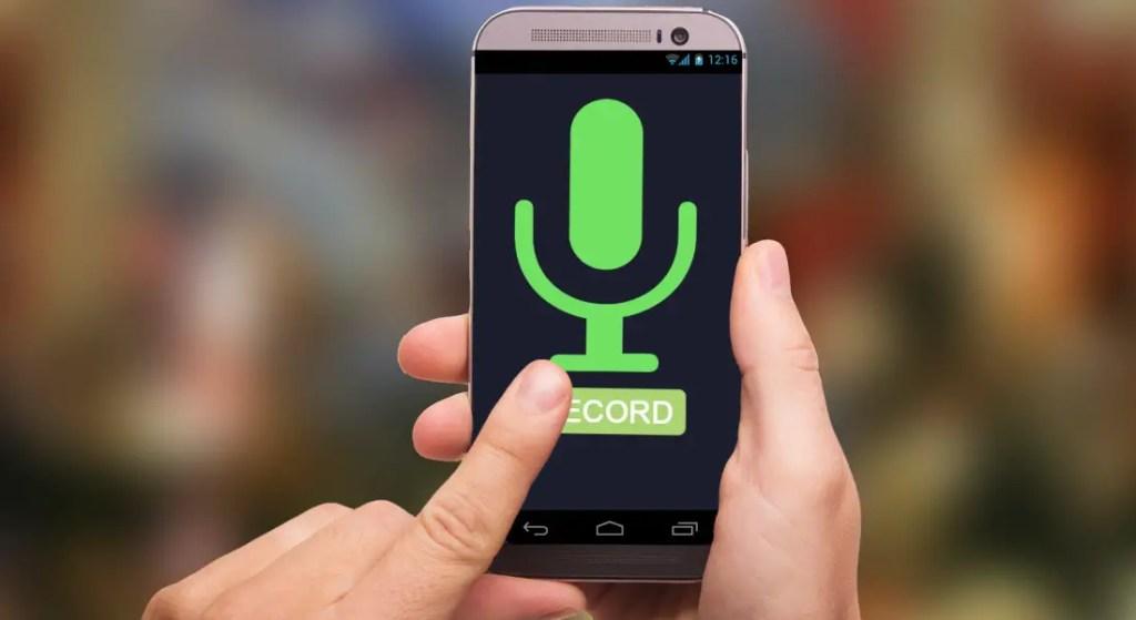 Graba tu voz con tu smartphone para oír y mejorar tu pronunciación.