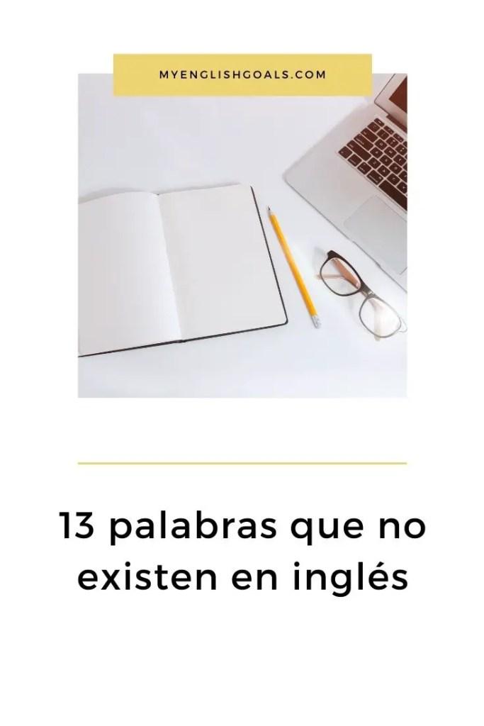 palabras que no existen en inglés - My English Goals
