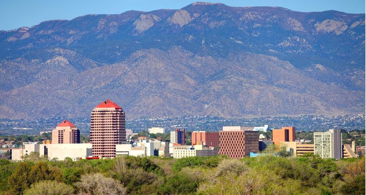 5 Points Of Interest In Albuquerque NM