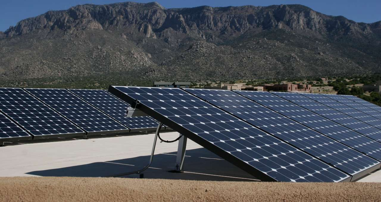 Free Solar Panels In Albuquerque New Mexico