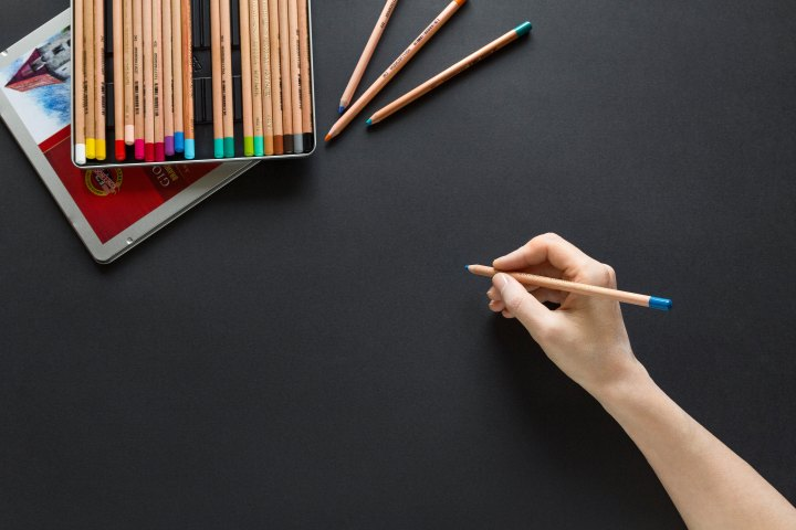 Doodle Your Way to Contentment: Higher Brain Activity Linked with Drawing
