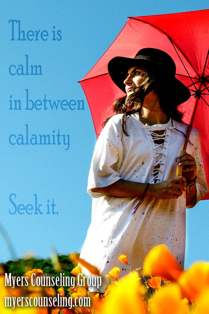 Inspirational Quote of the Day: Calm