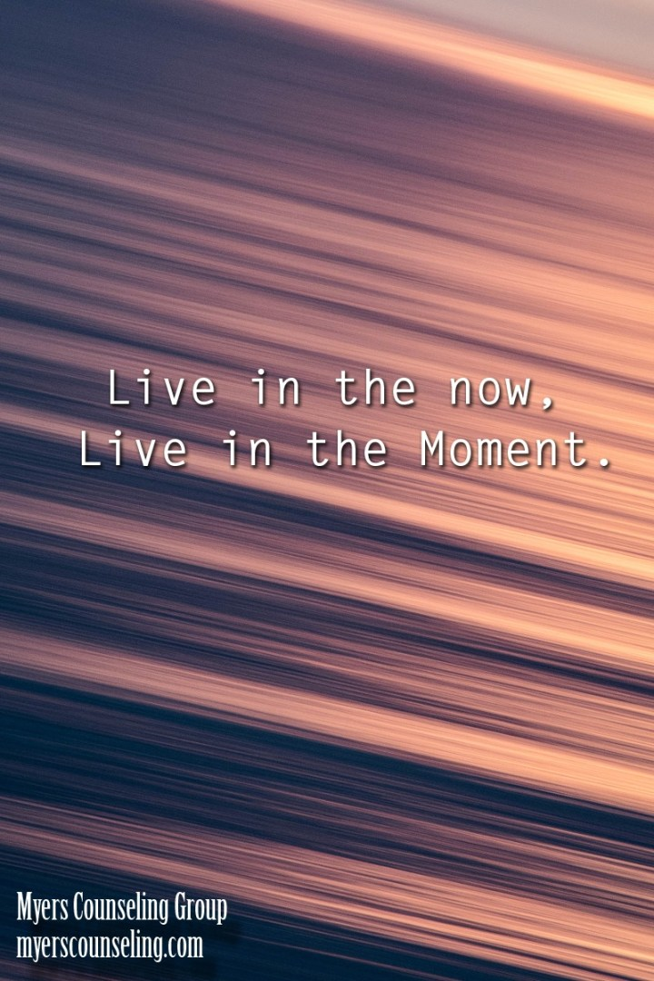 Inspirational Quote of the Day: In the Moment