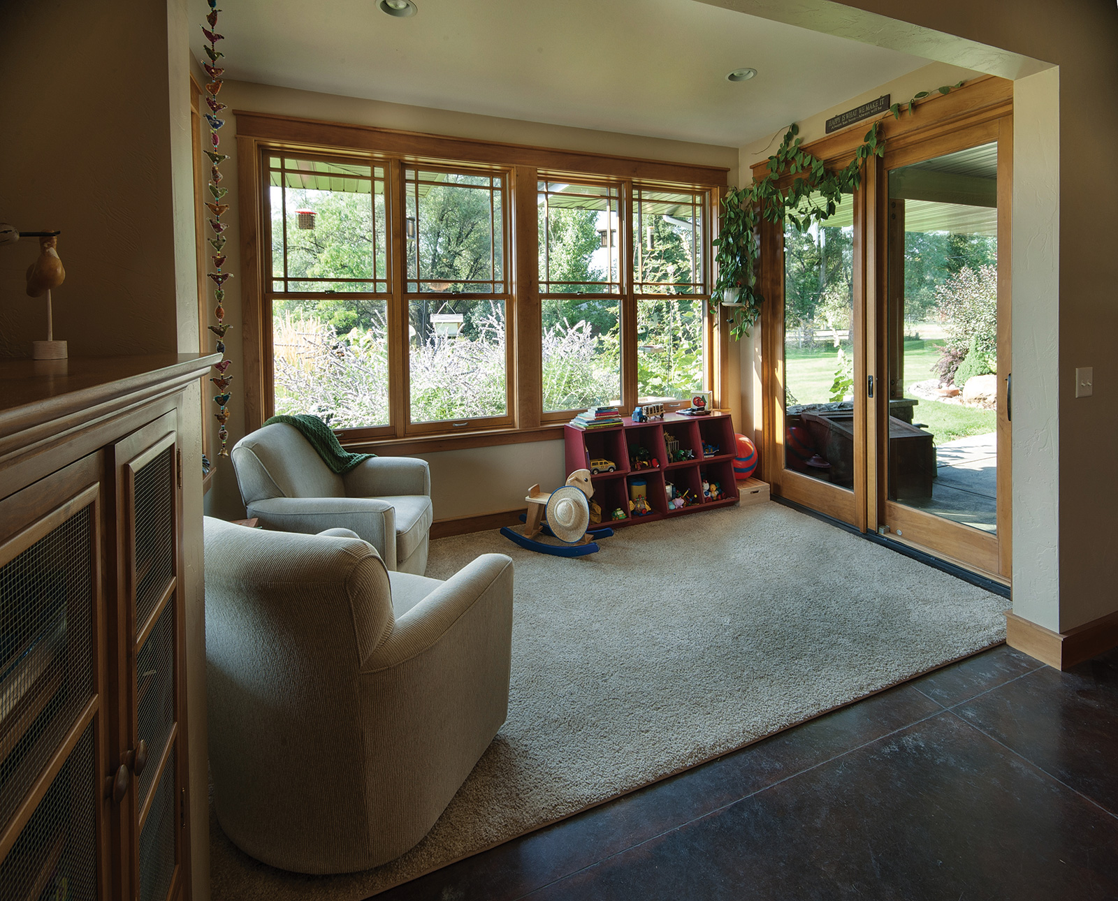 Myers Custom Homes Interior and Exterior