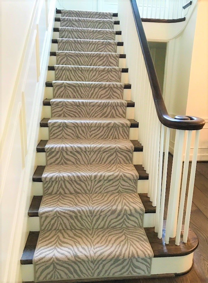 Call Us At 615 777 3344 Or Use Our Contact Us Form Below Myers   Zebra Print Stair Carpet   Staircase Remodel   Ideas   Stair Treads   Leopard Print   Carpet Runner