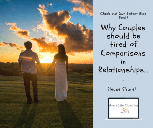 Why Couples should be tired of Comparisons in Relationships