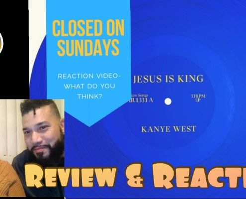 Kanye West | Closed on Sunday | Review & REACTION | 2019