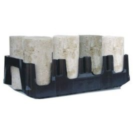 "20 M.A.INDUSTRIES  Plastic Mold 12/"" x 6/"" Concrete Test Cylinder"