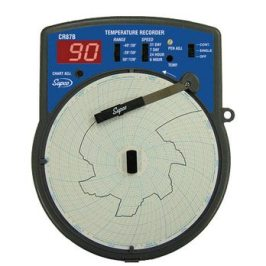 chart recording thermometer