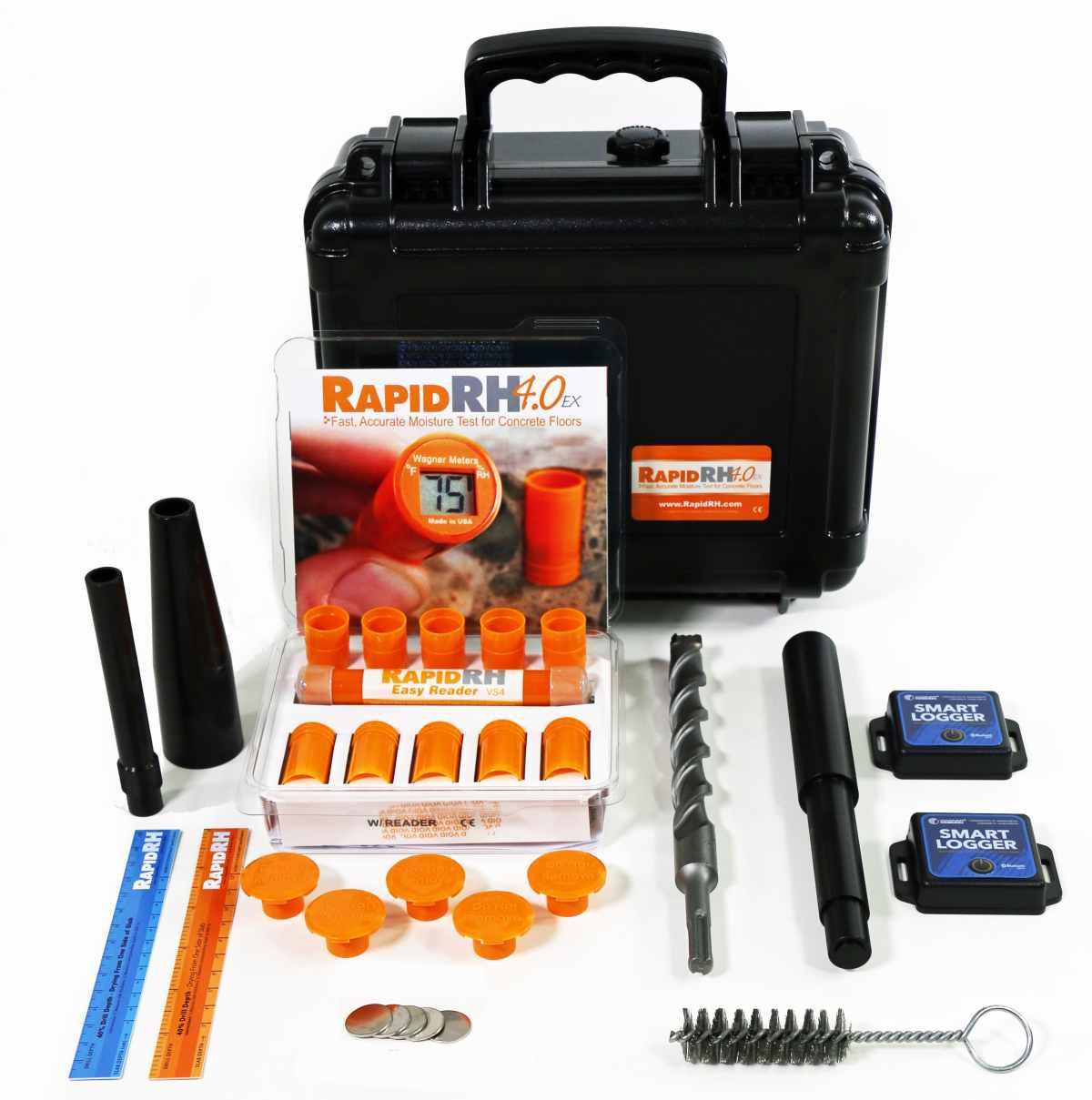 Rapid RH Complete Starter Kit