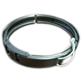 Stainless Steel Clamp Assembly