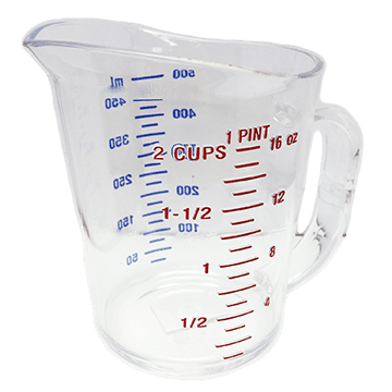 1 Pint Measuring Cup