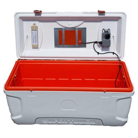 field curing box